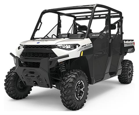 2019 Polaris Ranger Crew XP 1000 EPS Premium in Santa Rosa, California - Photo 1
