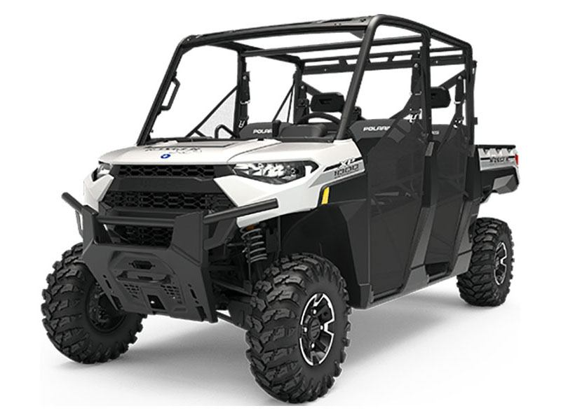 2019 Polaris Ranger Crew XP 1000 EPS Premium in Clyman, Wisconsin - Photo 1