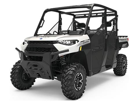 2019 Polaris Ranger Crew XP 1000 EPS Premium in Stillwater, Oklahoma - Photo 1