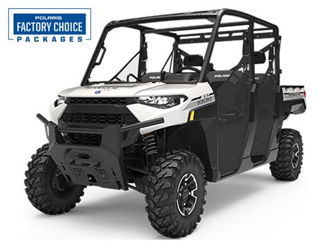 2019 Polaris Ranger Crew XP 1000 EPS Premium Factory Choice in Woodruff, Wisconsin