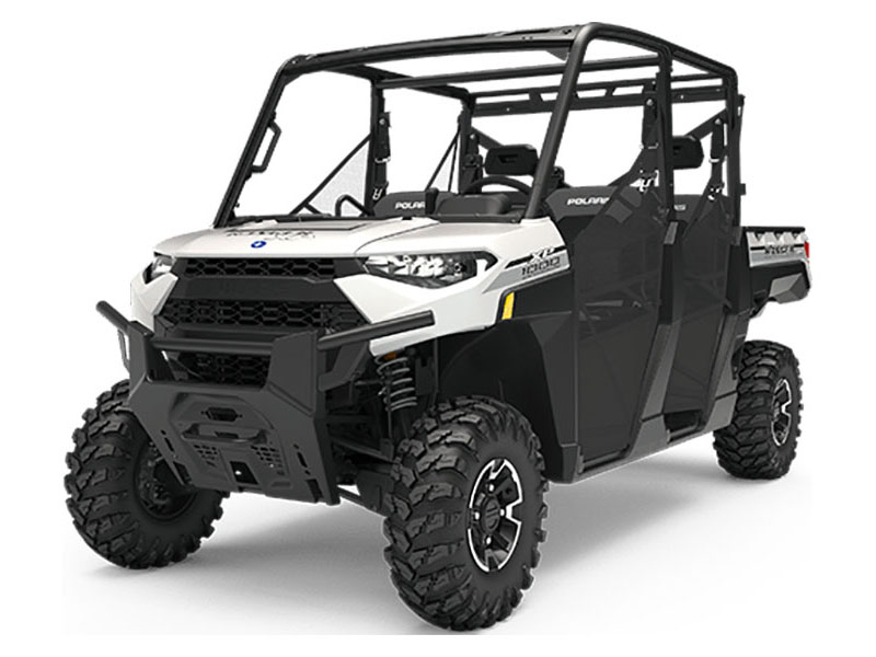 2019 Polaris Ranger Crew XP 1000 EPS Premium Factory Choice in Conroe, Texas - Photo 1