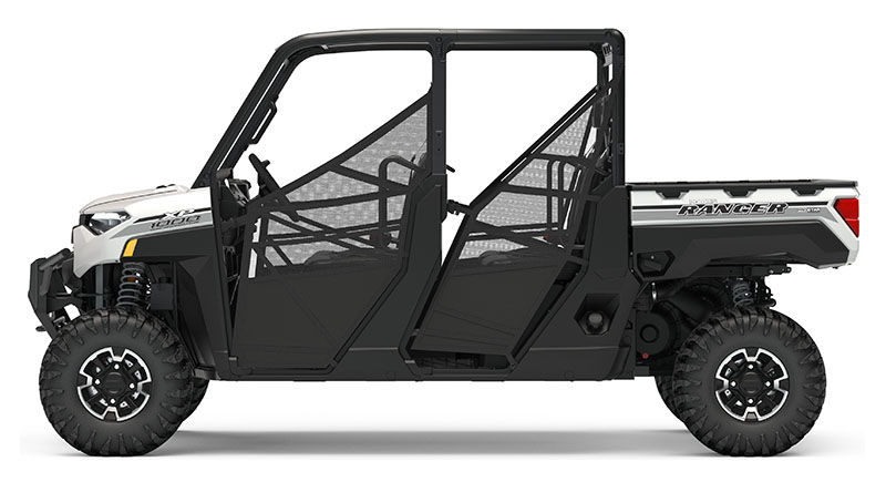 2019 Polaris Ranger Crew XP 1000 EPS Premium Factory Choice in Conroe, Texas - Photo 2