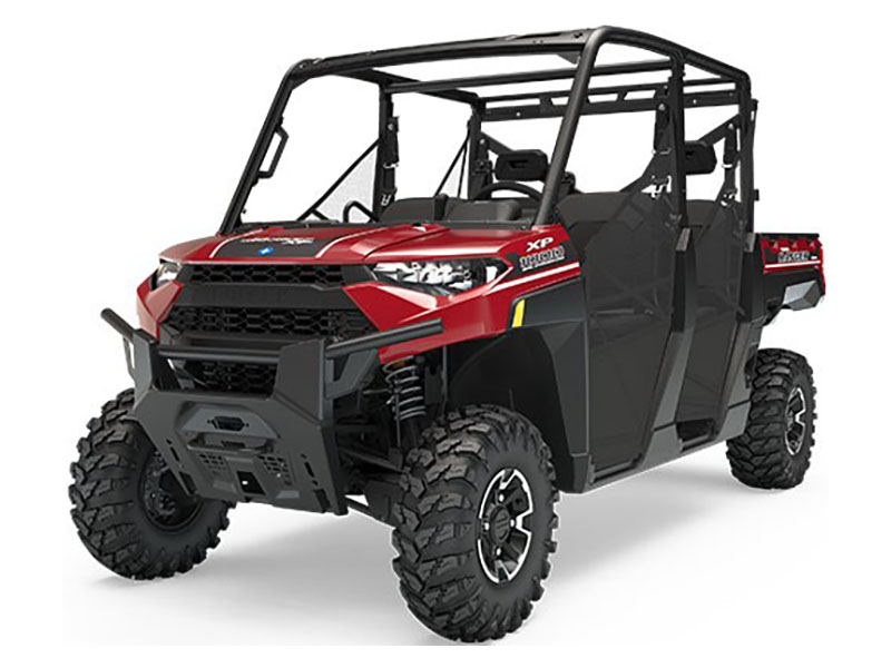 2019 Polaris Ranger Crew XP 1000 EPS Premium Factory Choice in Salinas, California - Photo 3