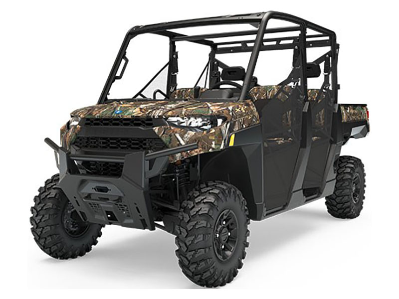 2019 Polaris Ranger Crew XP 1000 EPS Premium Factory Choice in Salinas, California - Photo 5