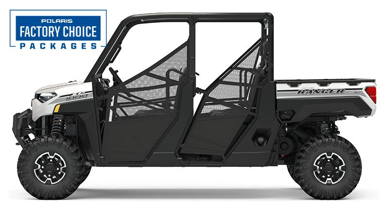 2019 Polaris Ranger Crew XP 1000 EPS Premium Factory Choice in Chanute, Kansas - Photo 2
