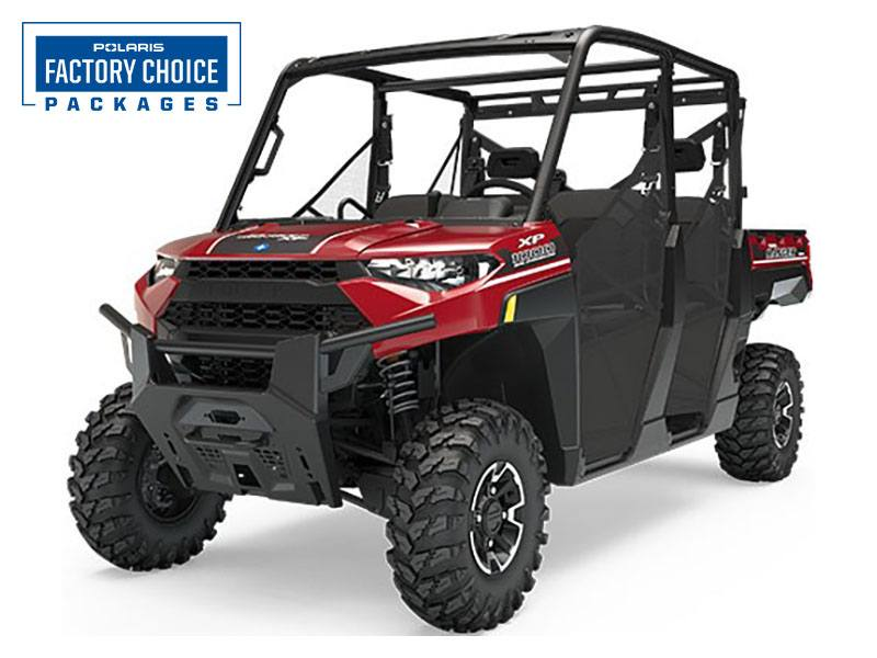 2019 Polaris Ranger Crew XP 1000 EPS Premium Factory Choice in Broken Arrow, Oklahoma - Photo 3