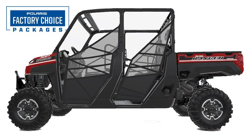 2019 Polaris Ranger Crew XP 1000 EPS Premium Factory Choice in Fleming Island, Florida - Photo 4