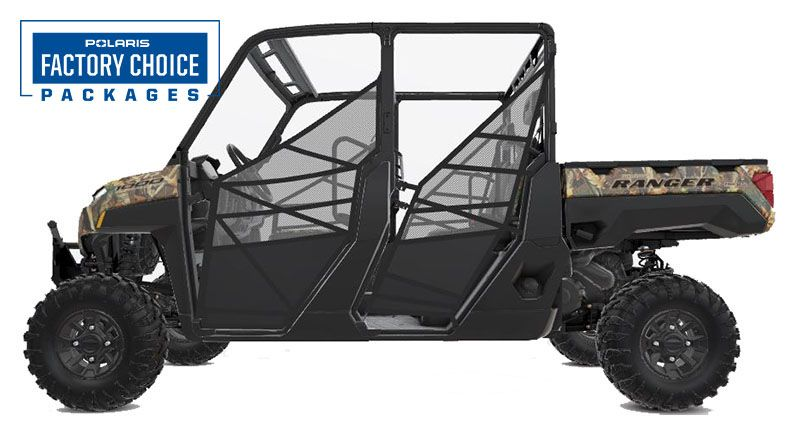 2019 Polaris Ranger Crew XP 1000 EPS Premium Factory Choice in Calmar, Iowa - Photo 6