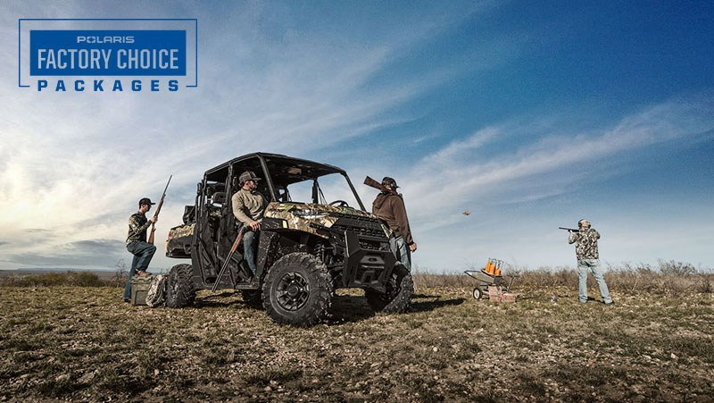 2019 Polaris Ranger Crew XP 1000 EPS Premium Factory Choice in Fleming Island, Florida - Photo 7