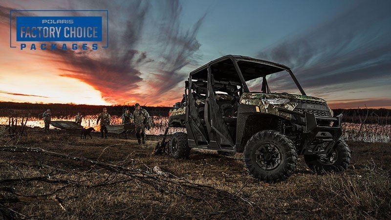 2019 Polaris Ranger Crew XP 1000 EPS Premium Factory Choice in Bolivar, Missouri