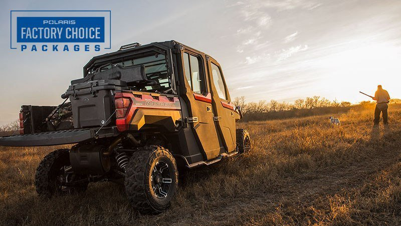 2019 Polaris Ranger Crew XP 1000 EPS Premium Factory Choice in Cleveland, Texas - Photo 9