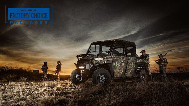 2019 Polaris Ranger Crew XP 1000 EPS Premium Factory Choice in Calmar, Iowa - Photo 10