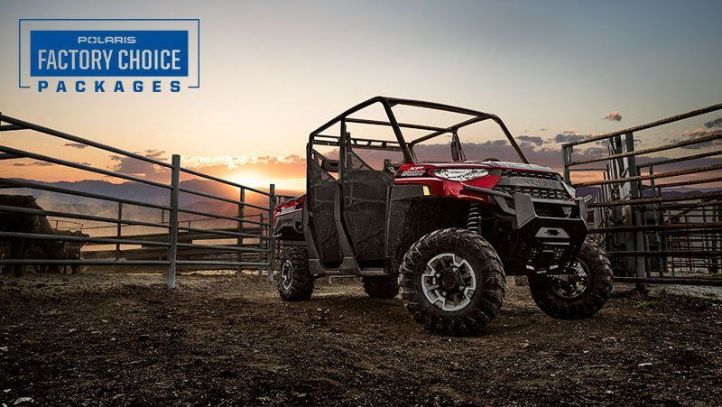 2019 Polaris Ranger Crew XP 1000 EPS Premium Factory Choice in Fleming Island, Florida - Photo 11