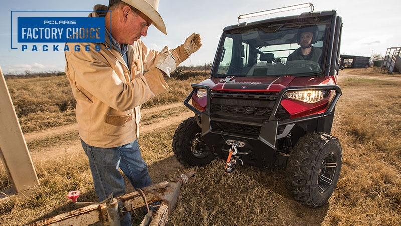 2019 Polaris Ranger Crew XP 1000 EPS Premium Factory Choice in Broken Arrow, Oklahoma - Photo 12