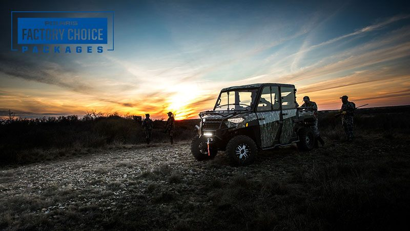 2019 Polaris Ranger Crew XP 1000 EPS Premium Factory Choice in Fleming Island, Florida - Photo 13