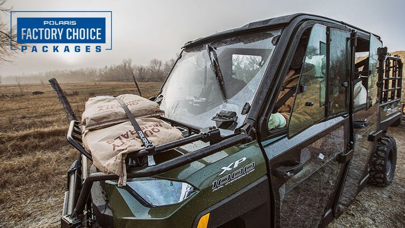 2019 Polaris Ranger Crew XP 1000 EPS Premium Factory Choice in Kirksville, Missouri - Photo 14