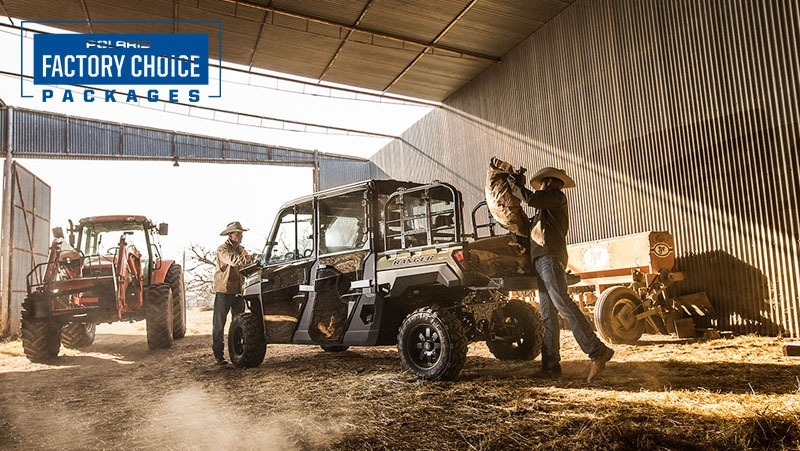 2019 Polaris Ranger Crew XP 1000 EPS Premium Factory Choice in Cleveland, Texas - Photo 15