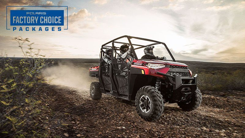 2019 Polaris Ranger Crew XP 1000 EPS Premium Factory Choice in Cleveland, Texas - Photo 18