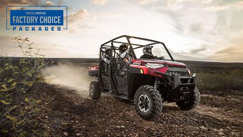 2019 Polaris Ranger Crew XP 1000 EPS Premium Factory Choice in Calmar, Iowa - Photo 18