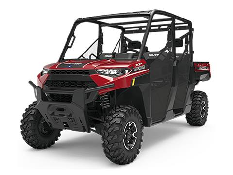 2019 Polaris RANGER CREW XP 1000 EPS Ride Command in Adams, Massachusetts