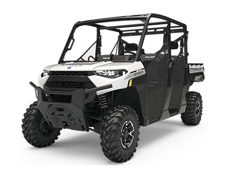 2019 Polaris RANGER CREW XP 1000 EPS Ride Command in Ukiah, California