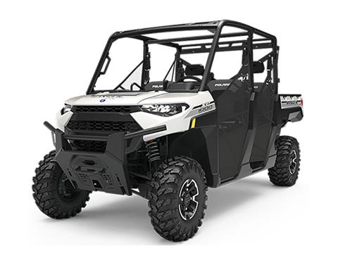 2019 Polaris RANGER CREW XP 1000 EPS Ride Command in Three Lakes, Wisconsin