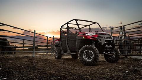 2019 Polaris RANGER CREW XP 1000 EPS Ride Command in Monroe, Michigan