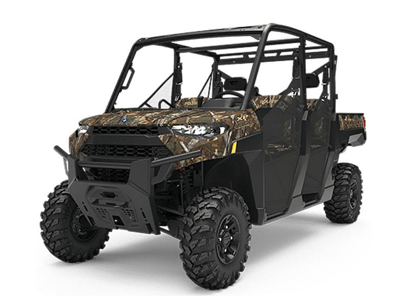 2019 Polaris Ranger Crew XP 1000 EPS Ride Command in Clyman, Wisconsin - Photo 1