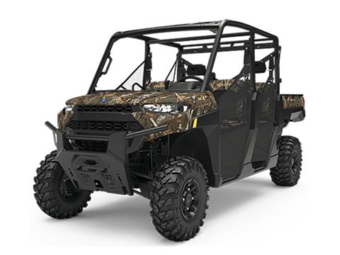 2019 Polaris RANGER CREW XP 1000 EPS Ride Command in Hancock, Wisconsin