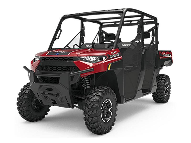 2019 Polaris RANGER CREW XP 1000 EPS Ride Command in Adams, Massachusetts - Photo 1