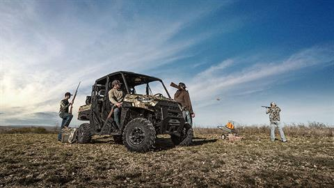 2019 Polaris RANGER CREW XP 1000 EPS Ride Command in Three Lakes, Wisconsin - Photo 2