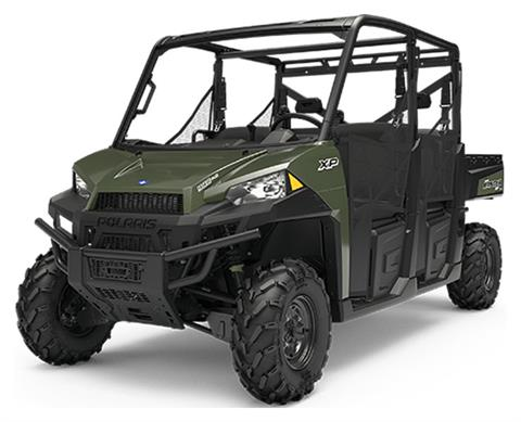 2019 Polaris Ranger Crew XP 900 in Adams, Massachusetts