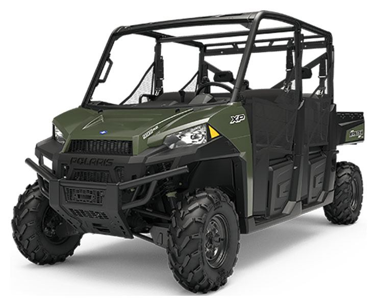 2019 Polaris Ranger Crew XP 900 in Monroe, Michigan - Photo 1