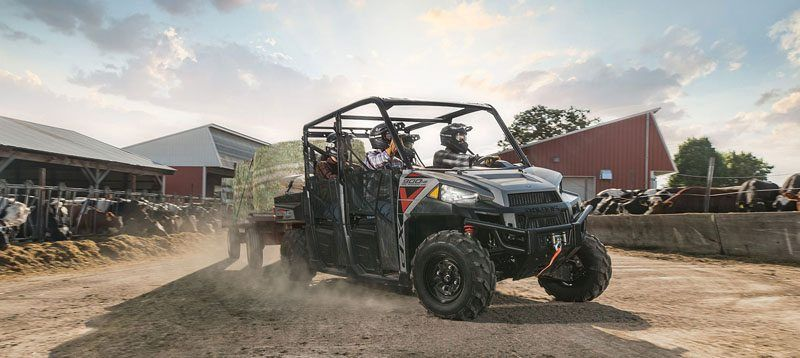 2019 Polaris Ranger Crew XP 900 in Auburn, California