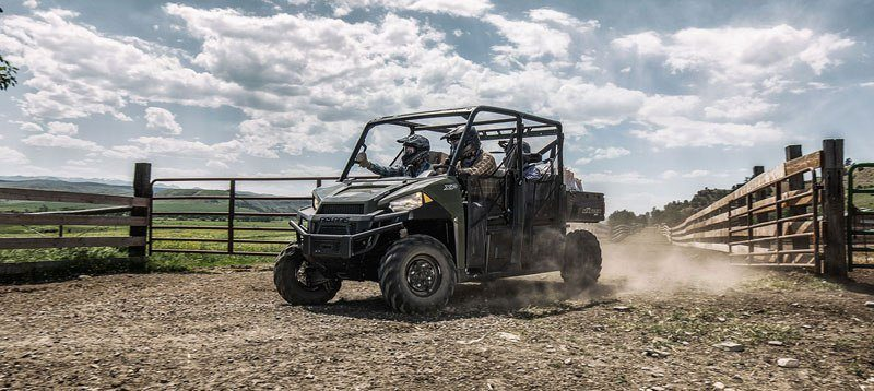 2019 Polaris Ranger Crew XP 900 in Barre, Massachusetts