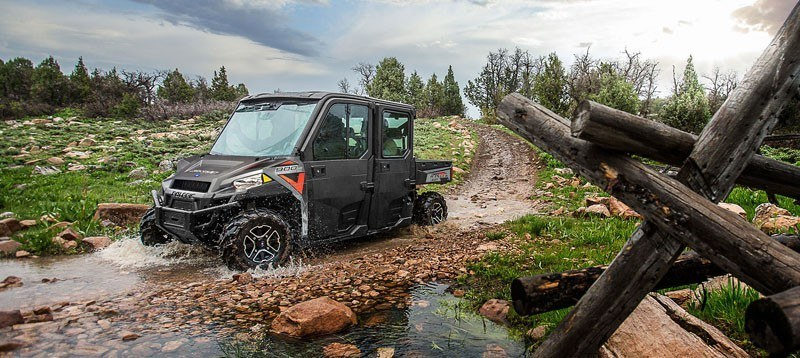 2019 Polaris Ranger Crew XP 900 in Stillwater, Oklahoma
