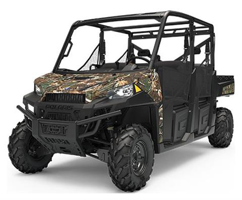 2019 Polaris Ranger Crew XP 900 EPS in Woodruff, Wisconsin
