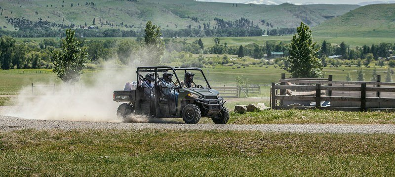 2019 Polaris Ranger Crew XP 900 EPS 10