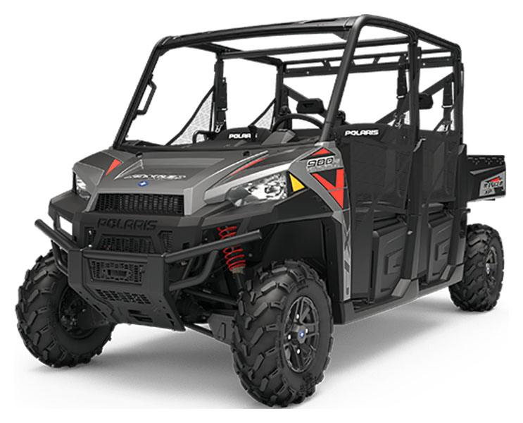 2019 Polaris Ranger Crew XP 900 EPS in Kansas City, Kansas - Photo 1