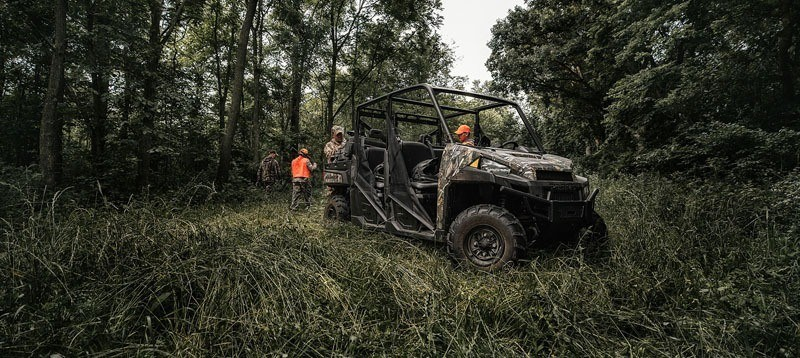 2019 Polaris Ranger Crew XP 900 EPS in Clyman, Wisconsin - Photo 2