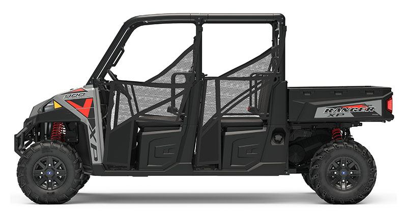 2019 Polaris Ranger Crew XP 900 EPS in Danbury, Connecticut - Photo 2