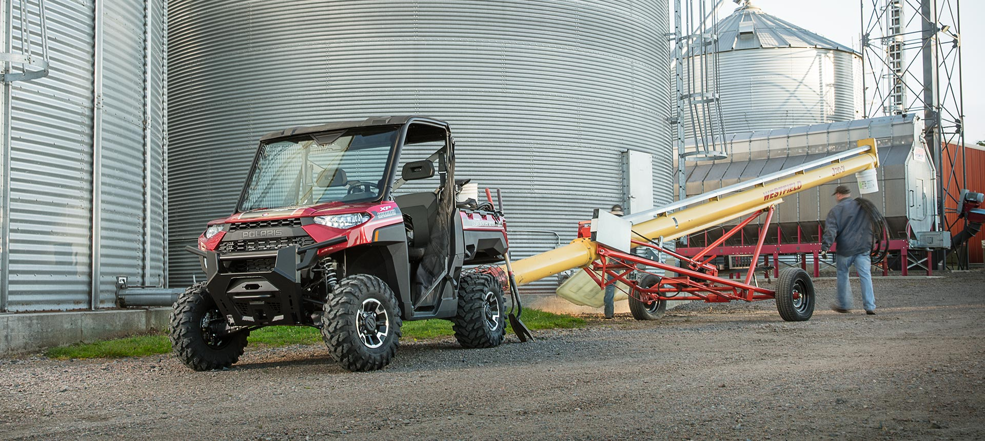 2019 Polaris Ranger XP 1000 EPS in Antigo, Wisconsin