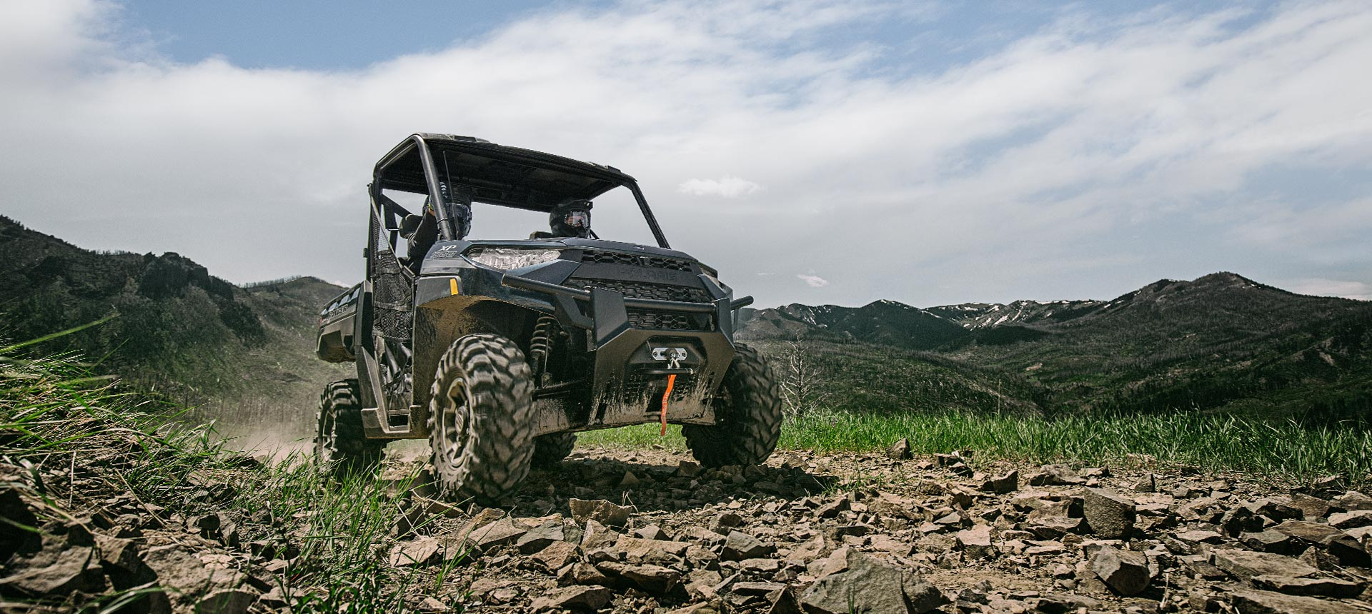 2019 Polaris Ranger XP 1000 EPS in Pierceton, Indiana