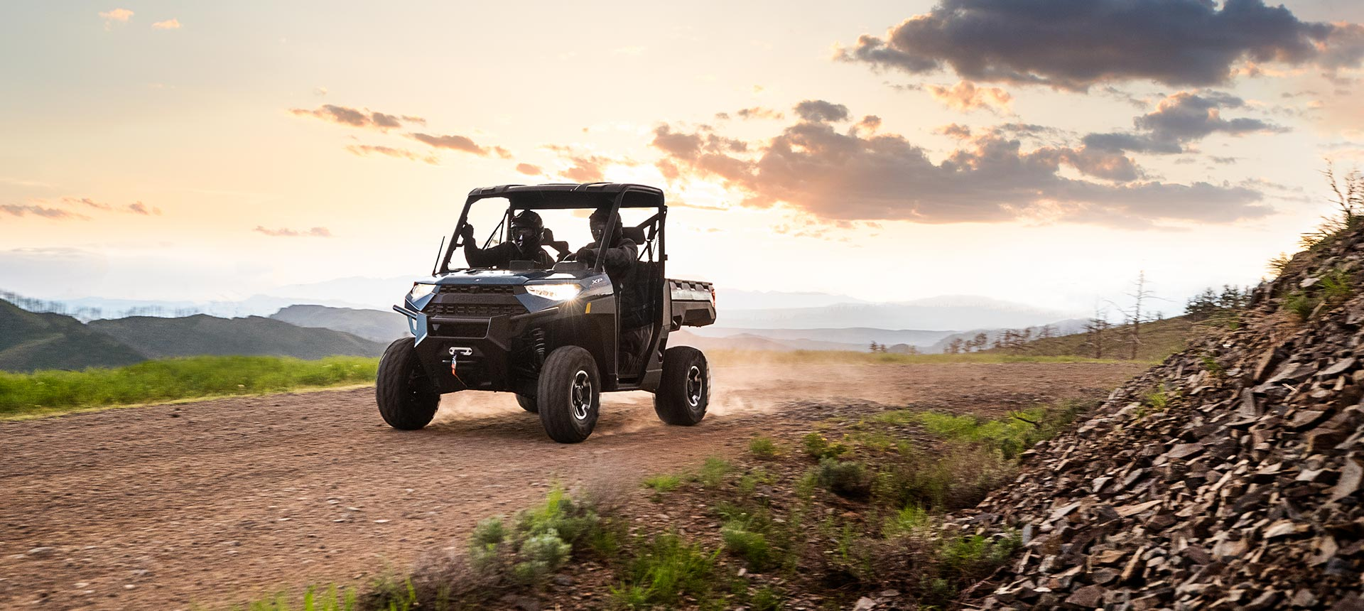 2019 Polaris Ranger XP 1000 EPS in Baldwin, Michigan