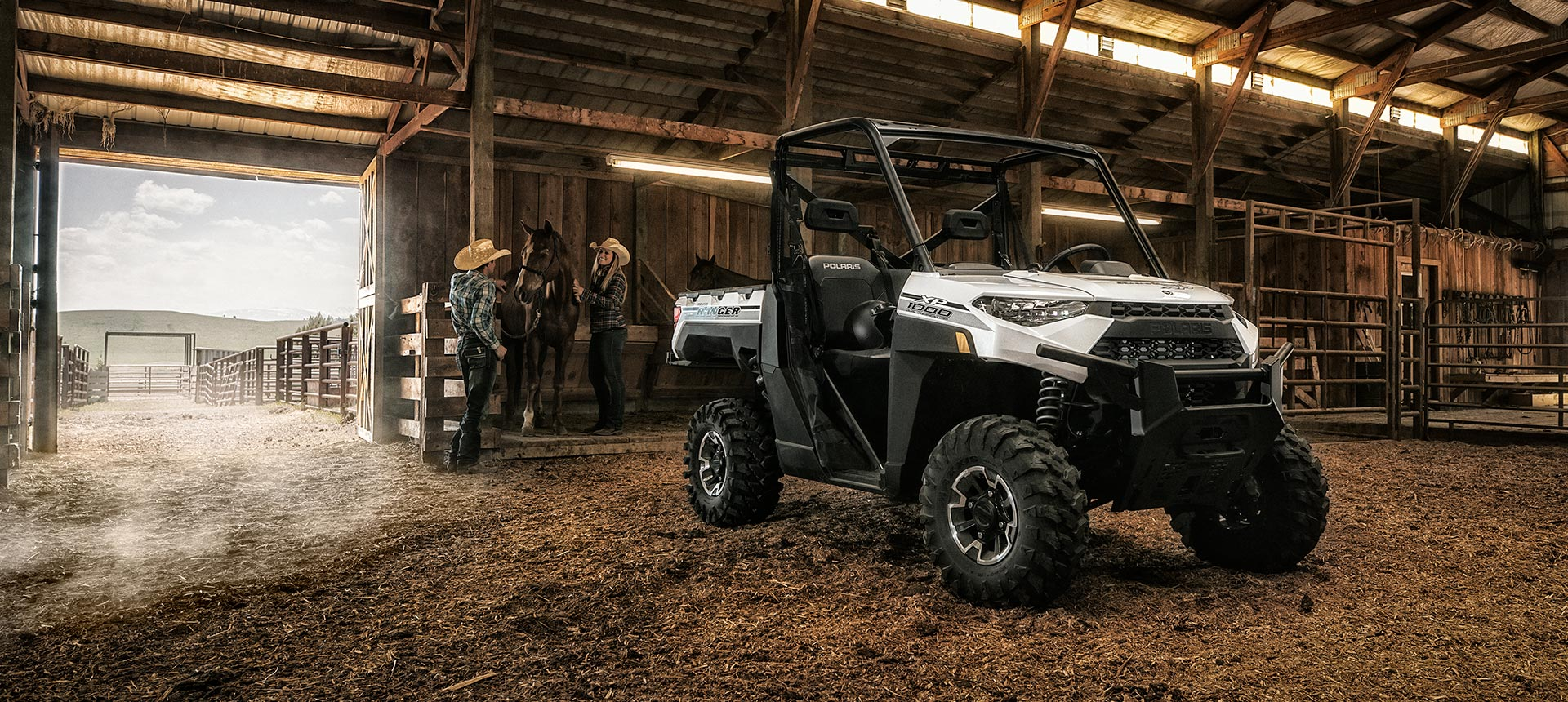 2019 Polaris Ranger XP 1000 EPS in Chicora, Pennsylvania