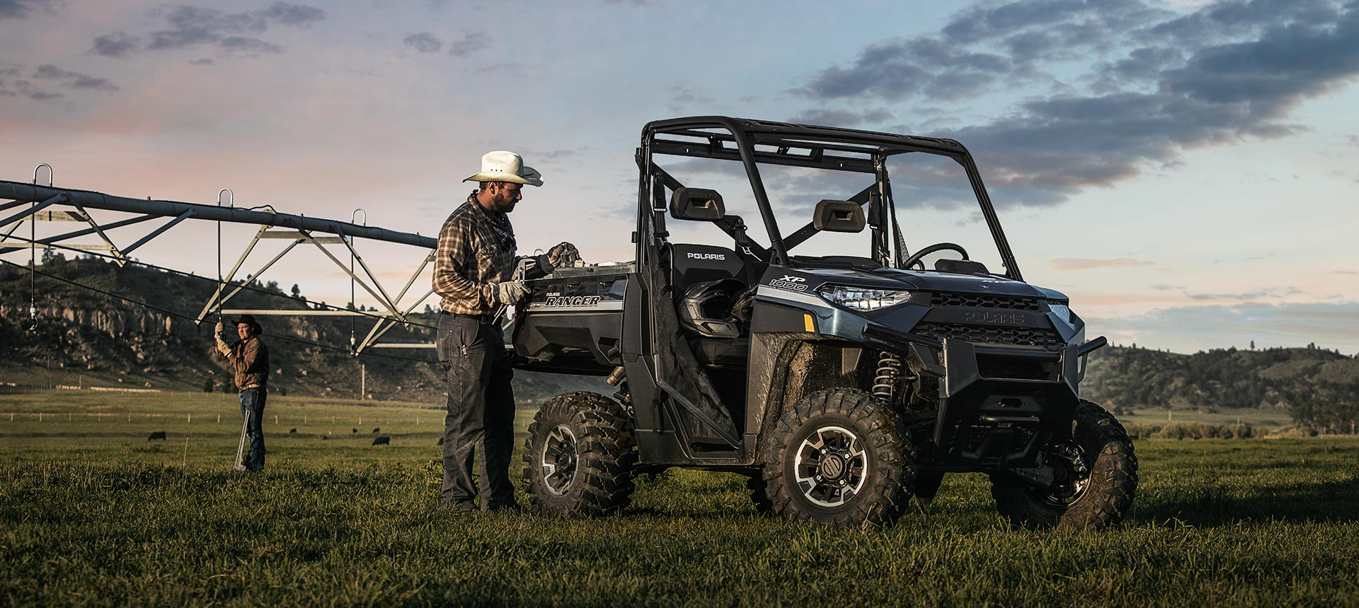 2019 Polaris Ranger XP 1000 EPS in Houston, Ohio