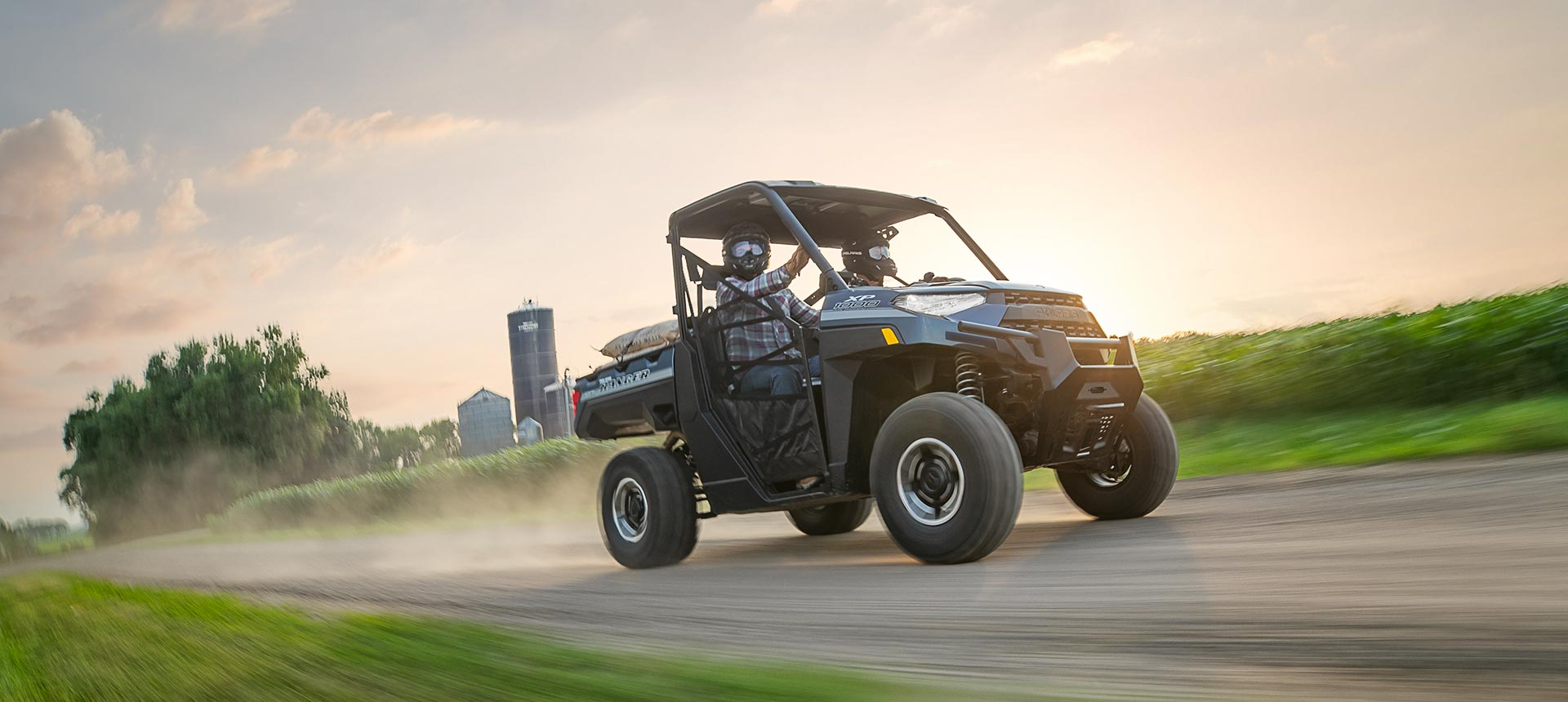 2019 Polaris Ranger XP 1000 EPS in Claysville, Pennsylvania