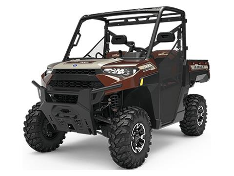 2019 Polaris Ranger XP 1000 EPS 20th Anniversary Limited Edition in Ledgewood, New Jersey