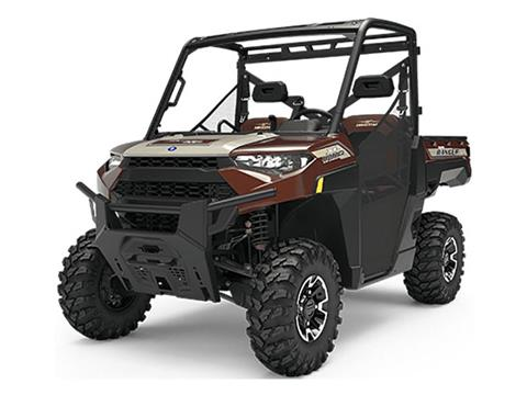 2019 Polaris Ranger XP 1000 EPS 20th Anniversary Limited Edition in Adams, Massachusetts