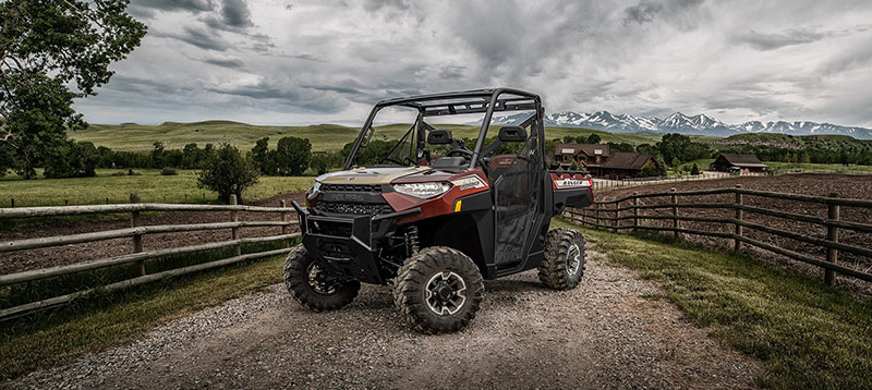 2019 Polaris Ranger XP 1000 EPS 20th Anniversary Limited Edition in Fleming Island, Florida